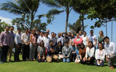 CALD Youth and IFLRY bolster cooperation with climate change workshop in Bali, Indonesia