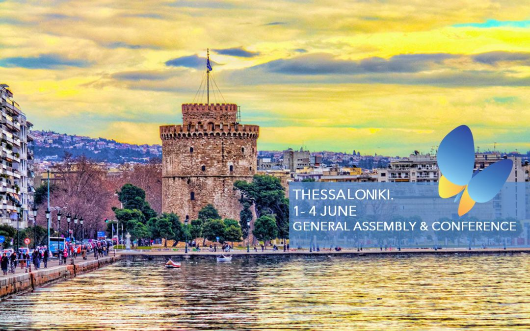 Open Call – Delegates and Participants for our General Assembly and Seminar in Thessaloniki, Greece, June 2017