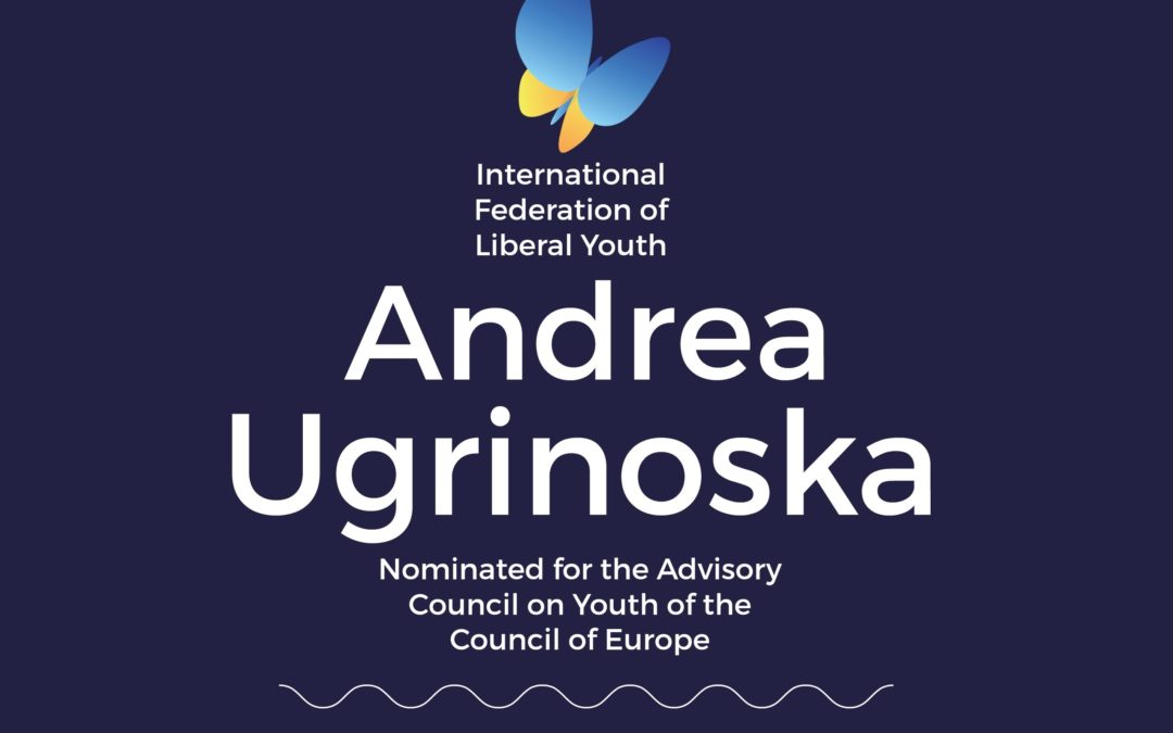 IFLRY is running for the Advisory Council on Youth of the Council of Europe!