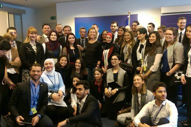'Young Mediterranean Voices Plus': Leaders for today, not just the future.