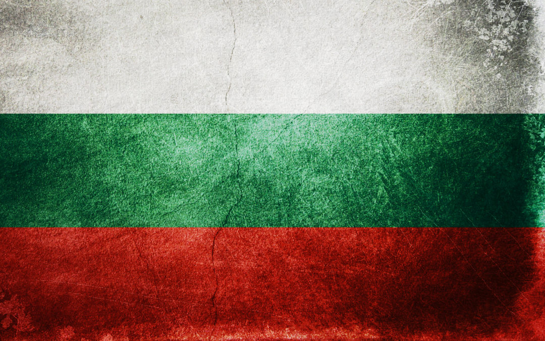 Statement on the situation in Bulgaria