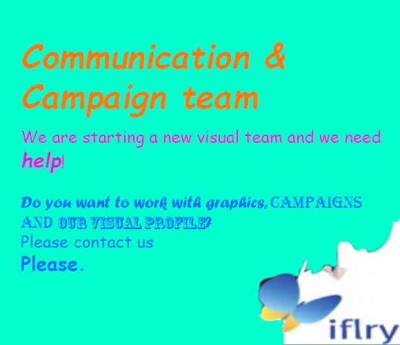 Call for Team Members: Communication & Campaign Team
