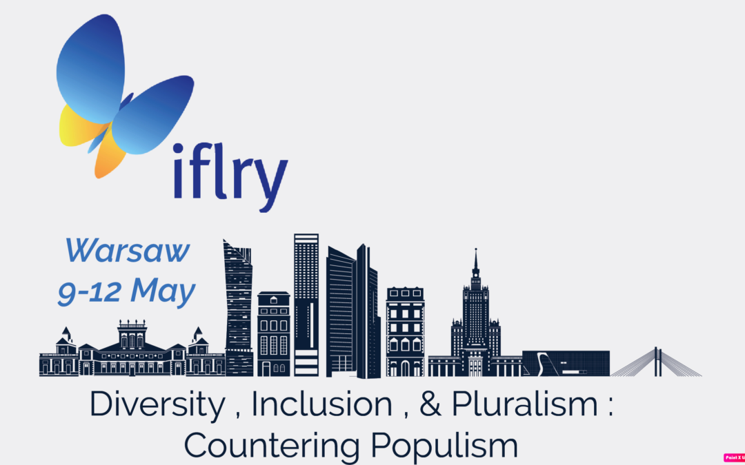 "Open Call for Participants: International Seminar ""Diversity, Inclusion & Pluralism: Countering Populism"" May 9-12. 2019. Warsaw, Poland"