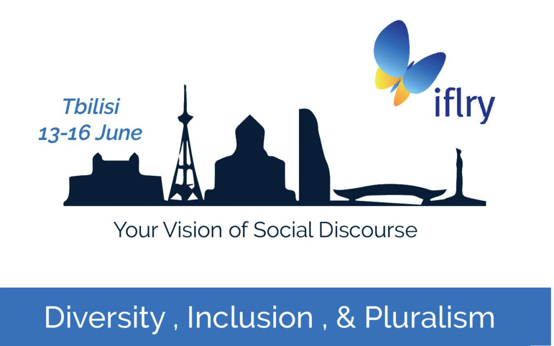 "Open Call for Participants: Local Seminar ""Diversity, Inclusion & Pluralism: Your Vision of Social Discourse"" June 13-16 2019, Tbilisi, Georgia"