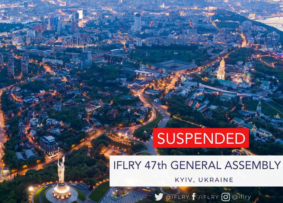 🚨 GENERAL ASSEMBLY SUSPENDED 🚨